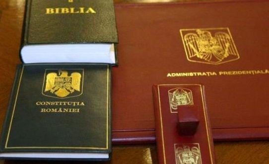 Judecatorii Curtii Constitutionale au stabilit, in urma analizei proiectului de revizuire a Constiutiei, ca acea modificare potrivit careia persoanele fizice si juridice sunt obligate sa se prezinte i