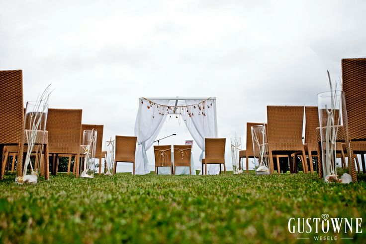 Ślub cywilny z widokiem na morze / Civil Marriage with sea view