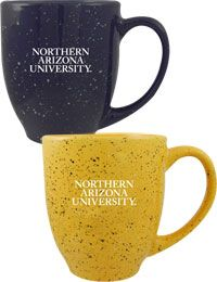 LXG : Northern Arizona Bistro Mug : Northern Arizona University Bookstore : www.nau.bkstr.com