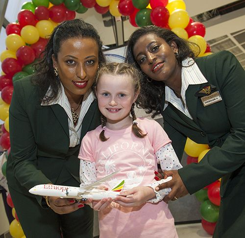 Ethiopian launches Dublin-Addis Ababa and Dublin-Los Angeles routes