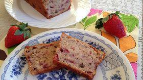 Twittear      Con sólo ver estos muffins de  fresas  y pepitas de chocolate no podrás aguantar la tentación. Y la bue...