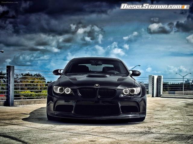 Vorsteiner GTRS3 BMW E93 M3 2012 - That's beautiful