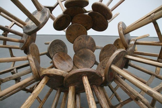 Chinese kunst en cultuur Dadaïsme Grapes (2010) van Ai Weiwei