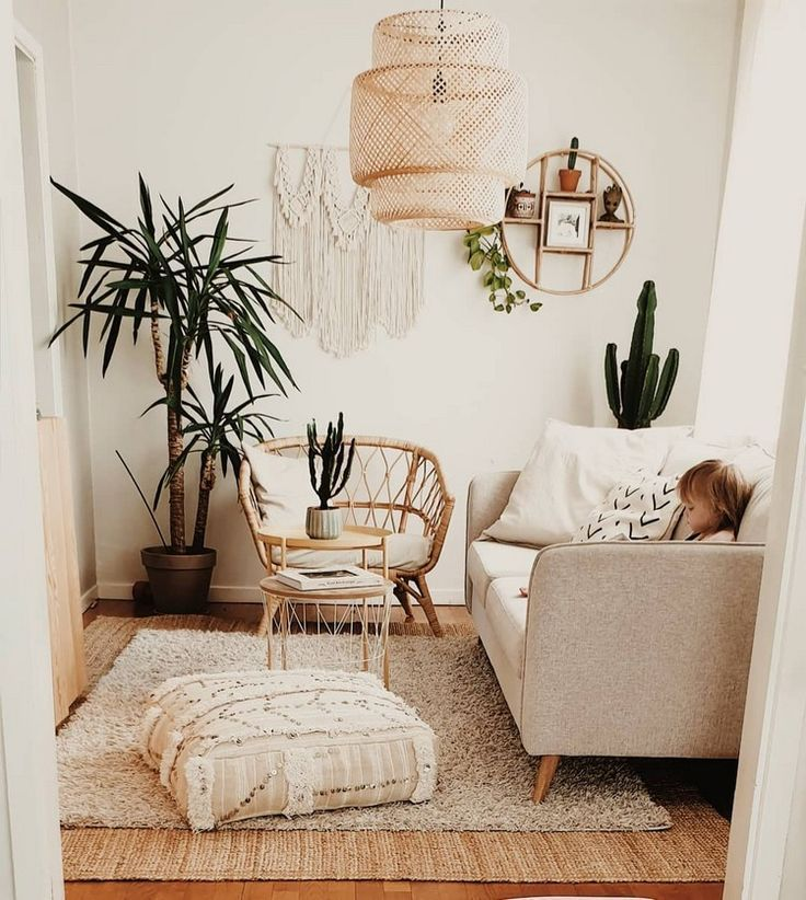 This Is An Example Of Staging Of Home Design Bedroom Living Room Dining Room Kitchen Modern Boho Living Room Home Decor Living Room Decor