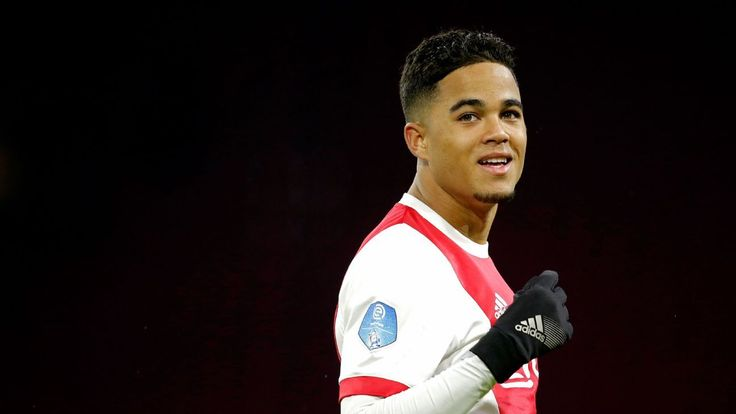 Ajax's Justin Kluivert gets Netherlands call-up as Ronald Koeman names squad