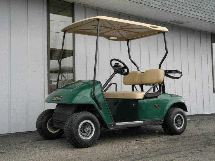 We just received another batch of 2000 and 2001 model E-Z-GO TXT gas golf cars with green bodies. Prices for the 2000 models start at just $1990 each! See more at: http://www.powerequipmentsolutions.com/products-a-services/online-store/used-golf-carts/e-z-go-golf-carts/e-z-go-gas-golf-carts/972-2000-e-z-go-gas-golf-car-green.html  #EZGO #TXT #usedgolfcar #gasgolfcar #PES #Vandalia — at Power Equipment Solutions, LLC.