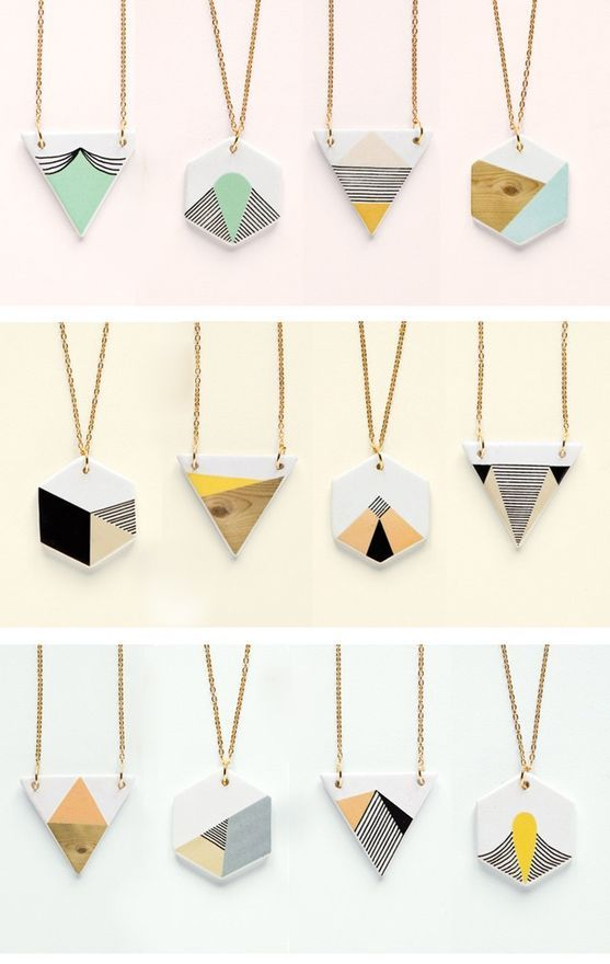 #diy #necklace #jewelry
