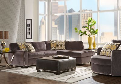 Shop for a sofia vergara laguna beach 3 pc sectional for Find living room furniture