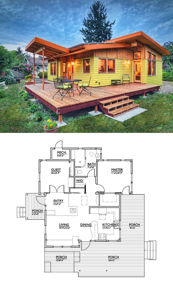 Modern Plan 890 1 Architectnirpearlson