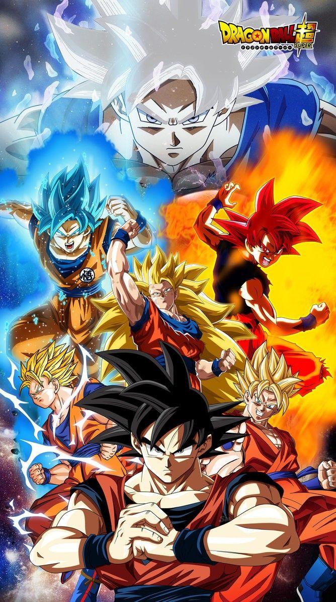 Goku Ssj Légendaire Divine Niveau Ultime Divine Ultra Instin