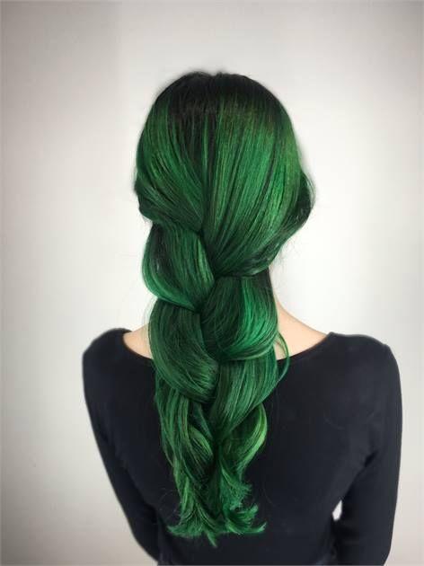 Makeover: DIY Blah To Emerald Green - Career - Modern Salon