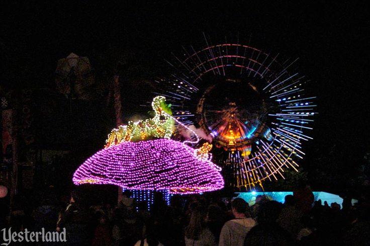 Disney's Electrical Parade at Disney's California Adventure