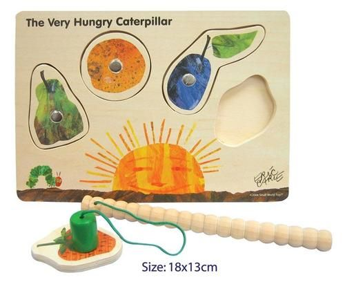 Very Hungry Caterpillar Magnetic puzzle $7.50  Free regular postage with this item ! Great to help the kids with those fine motor skills 3yrs +