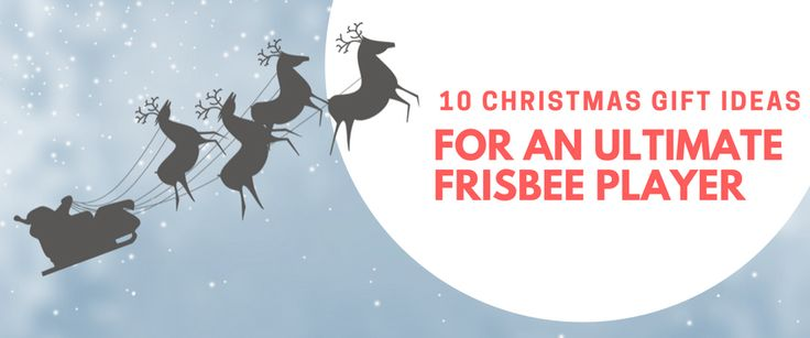 Are you looking for gift ideas for an Ultimate Frisbee ideas? Perhaps you have more ideas that should make it to the list?