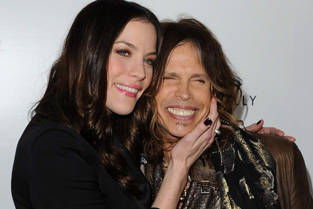"""Liv is possibly the biggest reason for me changing the way I lived,"" said Liv's father Steven Tyler. ""She is a dream daughter. When she was very young I wasn't sure whether I was the father, but by the time she was eight, I knew for sure. I love her more than anything and have a great relationship with her. We can talk about anything."""