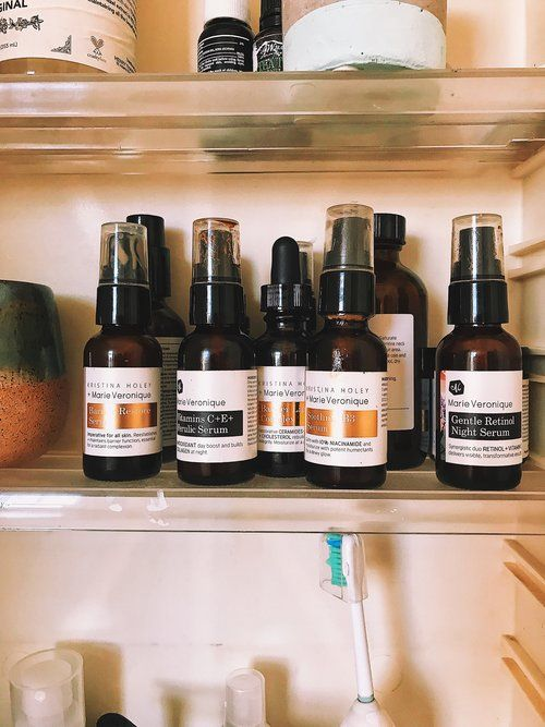 intro to face oils