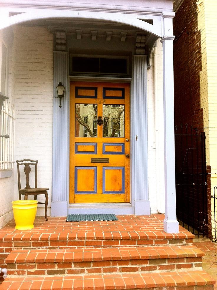 Capitol Hill Washington DC door. & 67 best Doors of DC images on Pinterest | Washington dc Stairs ...