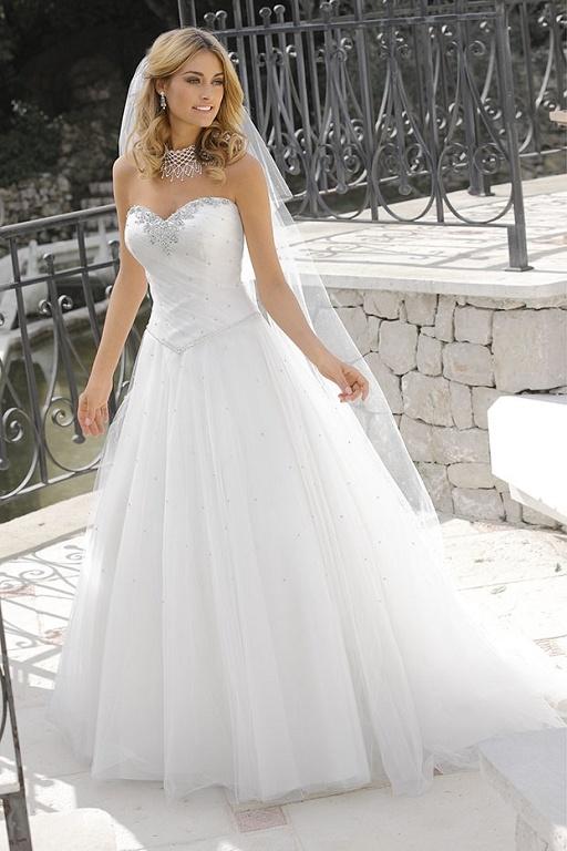 Bruidsjurken, trouwjurken, bruidsmode van Ladybird 32019