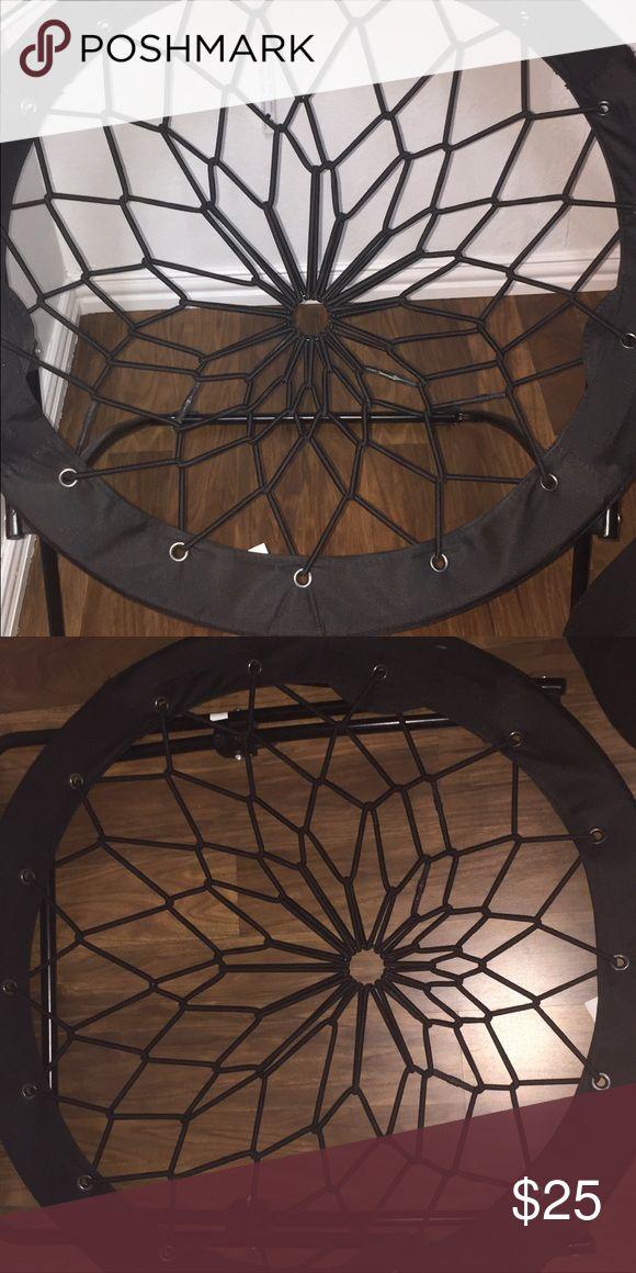 Black Bungee Chair