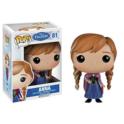 Frozen  Anna Disney POP Figure Toy 3 x 4in *** Check out the image by visiting the link.