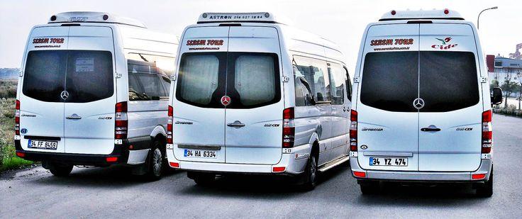 Kiralık Minibüs İstanbul - İstanbul Kiralık Minibüs - İstanbul'un Minibüs Kiralama Adresi