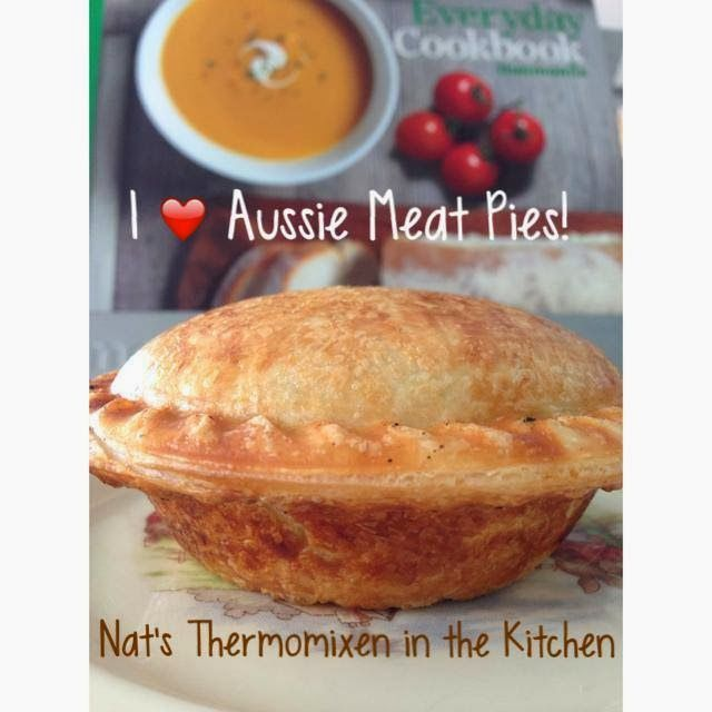 Meat Pies in the Thermomix