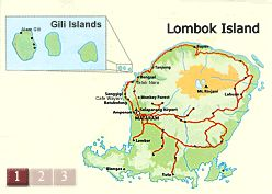 side trip to the Gili's in Lombok