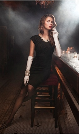 I need a new black dress!