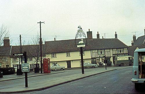RAF Woodbridge Photos | 1960 approx Wickham Market, Woodbridge, Suffolk, England