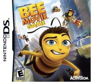 Bee Movie Game, The - DS Game