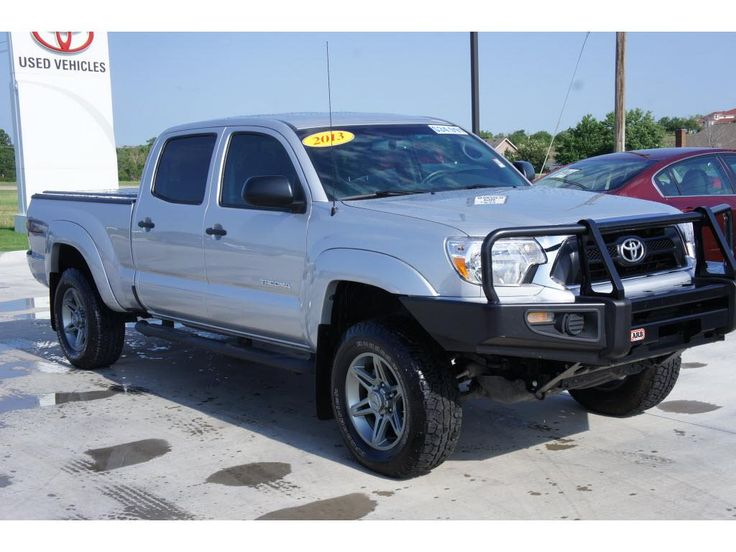 2013 toyota tacoma v6 4x4 v6 4dr double cab 6 1 ft lb 5a pickup 4 doors silver for sale in. Black Bedroom Furniture Sets. Home Design Ideas