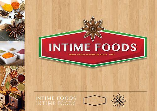 Intime Foods #Branding #Identity #MaverickDesign