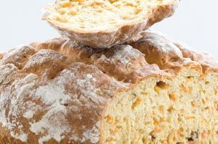 Křupavý chleba bez kynutí | Apetitonline.cz