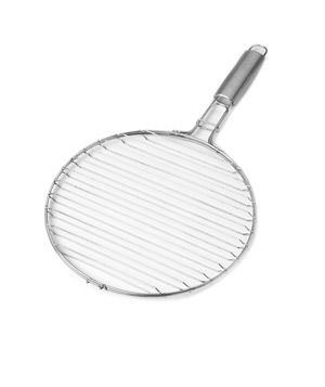 Quesadilla Grill Basket This sturdy stainless steel basket makes it a cinch
