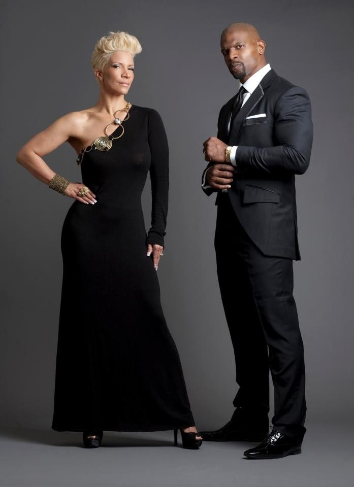 """Mr & Mrs Terry Crews-Becca is truly the essence if """"Ride-or-Die""""!!!"""