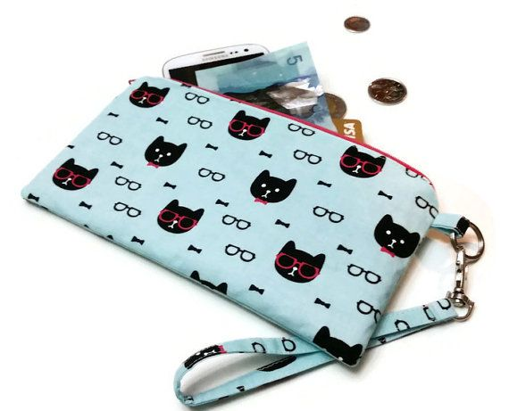 This is a favourite of my shop, super cute hipster cat design