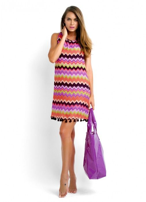 The perfect beach dress for my Club Med, Bali Holiday :)