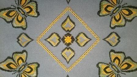 Hardanger - Set de table numéro 5