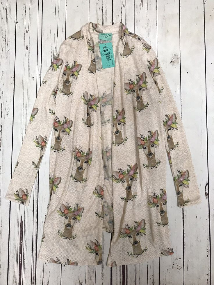 Judith March Doe Kimono