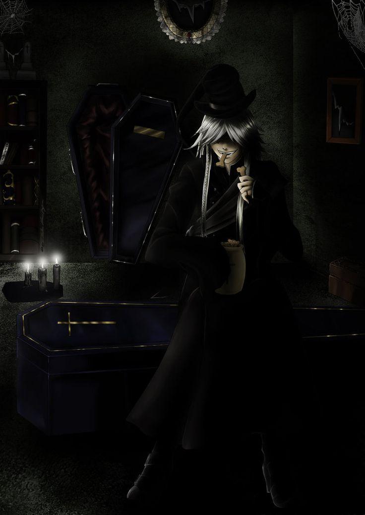 188 best images about Undertaker [Black Butler] on ...  188 best images...