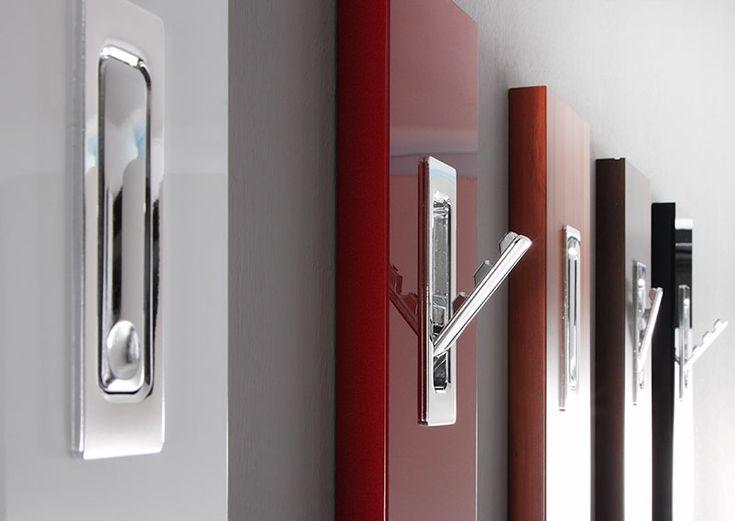 Wandgarderobe Design - 55 moderne Flurmöbel