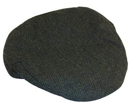 f6ba6812d682f Shandon Irish Tweed Flat Cap Dark Green 100% Wool Review