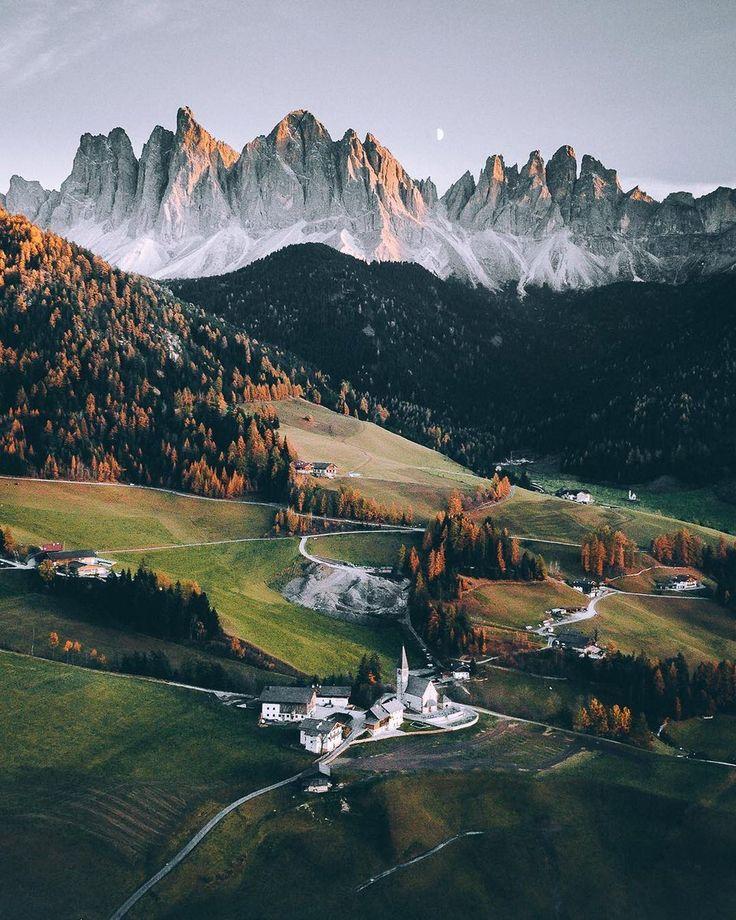 доломитовые альпы италия фото особенностей находящегося