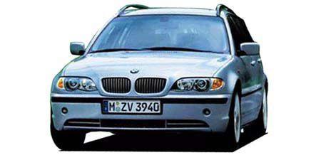 2001 BMW 320d Combi