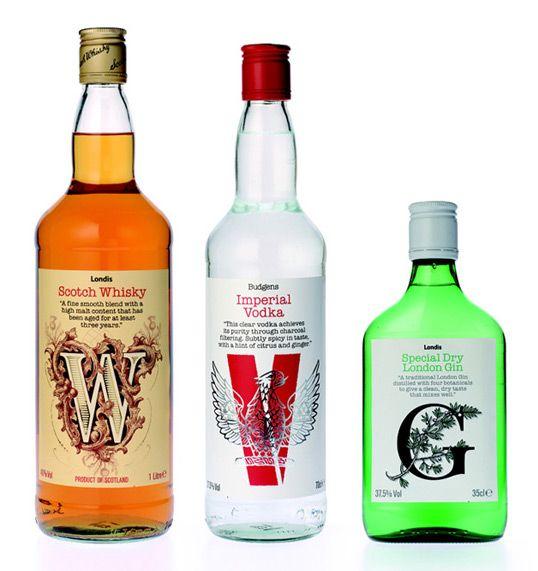 nice bottles