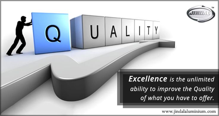 Excellence is the unlimited ability to improve the quality of what you have to offer. It is this pursuit of excellence and quality that has catapulted us to the top. After all, quality is always the result of meticulous effort and perseverance and never happens overnight. #JAL #Quality