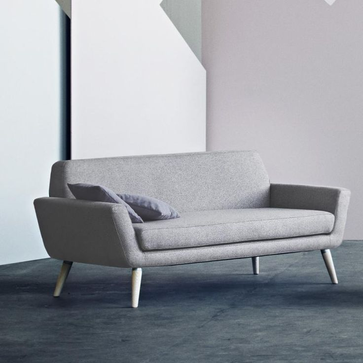 With Its Small, Comfy And Compact Form, SCOPE Offers A Modern And Relaxed  Approach To Sofa Design. The Sofa SCOPE Is Elegant From All Sides And Can  Be ...
