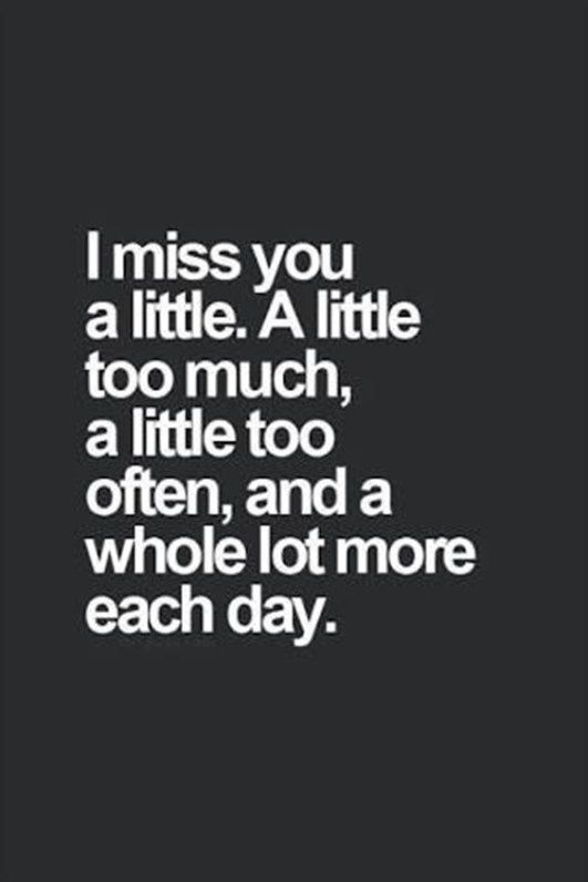 Top 70 Missing Someone Quotes And I Miss You | Qoutes ...