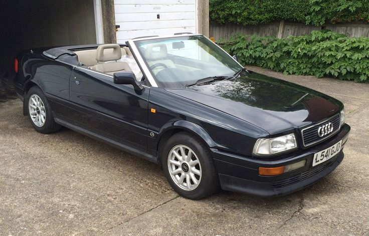 1994 Audi Cabriolet goes to auction The 20-year anniversary of her death has just passed and now comes a rare opportunity to own one of the cars that Diana, Princes of Wales, used to drive. [...]