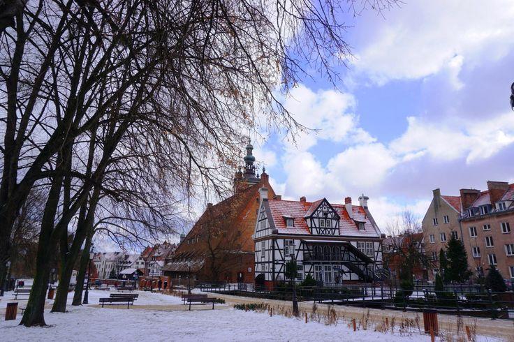 Wielki Mlyn (Old Mill), Gdańsk